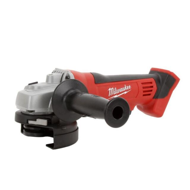 "Milwaukee Tool 2680-20 M18 Cordless 4 1/2"" Cut-Off / Grinder"