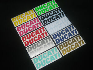 2-DUCATI-Decals-Stickers-Graphics-Motorbike-Motorcycle-Tank-Fairing-Helmet-Wheel