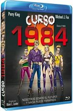 CLASS OF 1984 (1982 Michael J Fox) -  Blu Ray - Sealed Region free for UK
