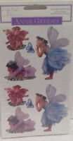Anne Geddes Babies Butterflies Gifted Stickers Scrapbooking Sealed Retired