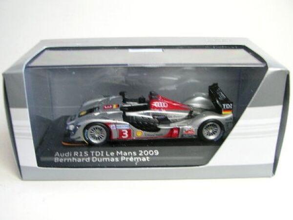 ventas calientes Audi r15 TDI No. No. No. 3 Lemans 2009  compras online de deportes