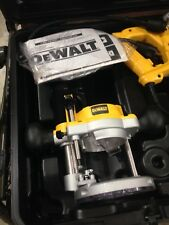 Dewalt fixed base for dw618 and dw616 routers dw6184 ebay dewalt dw6182 heavy duty plunge router base for dw616 dw618 woodworking tool greentooth Image collections