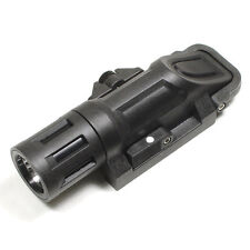 Short Version WML Weapon mounted Light With Constant Momentary Strobe Flashlight