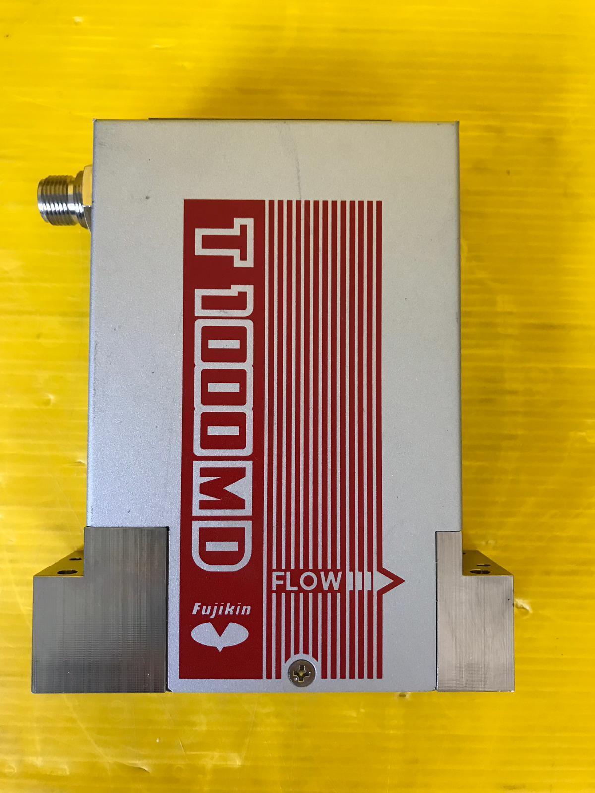 FUJIKIN MASS FLOW T 1000 MD FCST1030MPDC-4CW2-F6L-O2-R6-D15-EP 6SLM