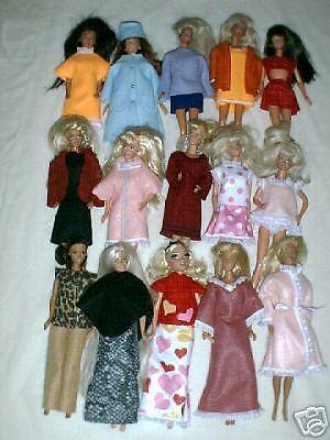 NG Creations Sew Pattern Hawaiian Pareu fits Barbie Stacie Kelly Skipper Tutti
