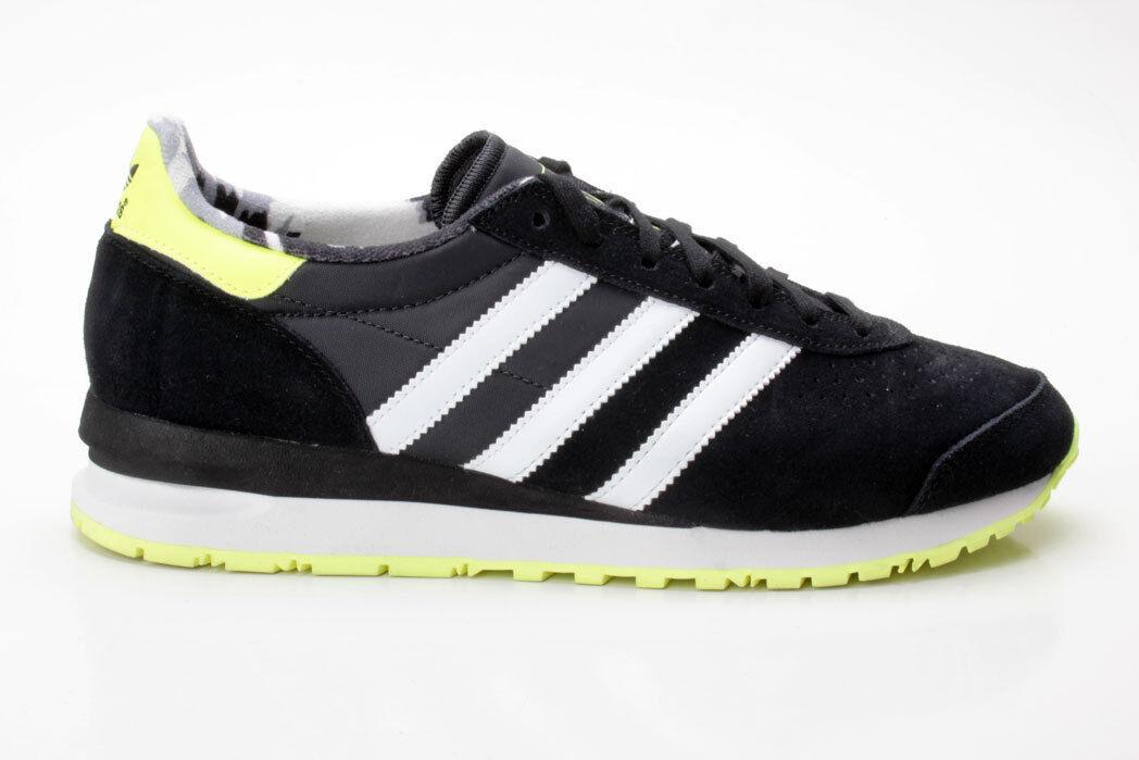 Adidas Marathon EF PT 85 EF Marathon W schwarz-neongelb D65887 a34bbb