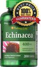 Echinacea 400 mg x 200 Capsules Healthy Immune System ** AMAZING PRICE **