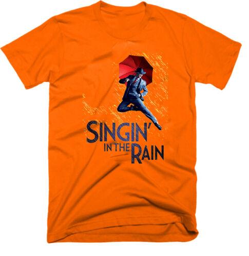 MOVIE,100/% COTTON,MEN/'S T-SHIRT.,E0799 SINGIN/' IN THE RAIN
