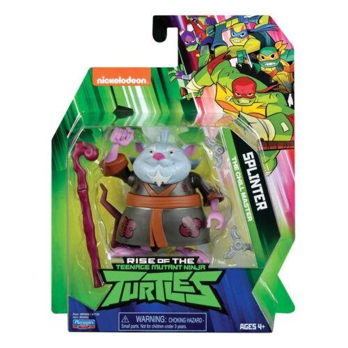 Rise Of The Teenage Mutant Ninja Turtles Splinter Basic Action Figure