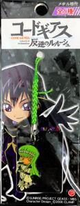 Code-Geass-C-C-Metal-Netsuke-Phone-Strap-Anime-Manga-Rare