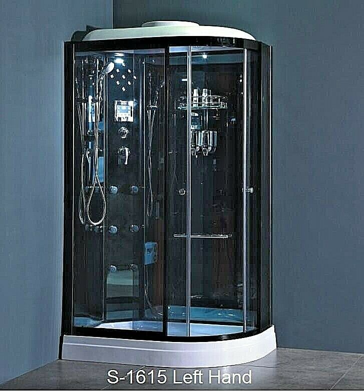 Heirloom Home Products S 1615 Luxury European Style Shower Enclosure