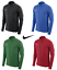 NIKE-FULL-ZIP-SWEATSHIRT-SWEATER-JACKET-TRACK-TOP-TRACKSUIT-TRACK-FOOTBALL-GYM thumbnail 1