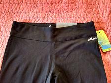Spalding Women's Bootleg Pant Black Medium Activewear S1D