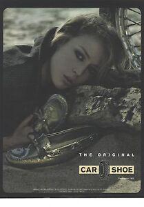 chaussures Chaussures de voiture Publicité 2007 de wfYqw10