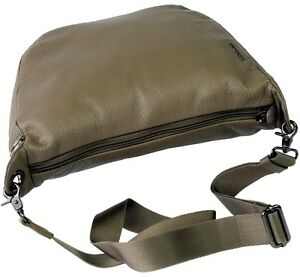 MANDARINA-DUCK-Damen-Crossover-Leder-Handtasche-Schultertasche-Umhaengetasche