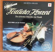 """324  12"""" LP:Ricci Ferra: Festliches Konzert -Die schönsten Melodien der Klassik"""