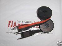 Combo Pack - Royal Jetstar Typewriter Ribbons - Red & Black Typewriter Ribbons