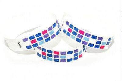 100 KONTROLLBAND -  TILE - FLIESEN - Wristbands - Bracelets