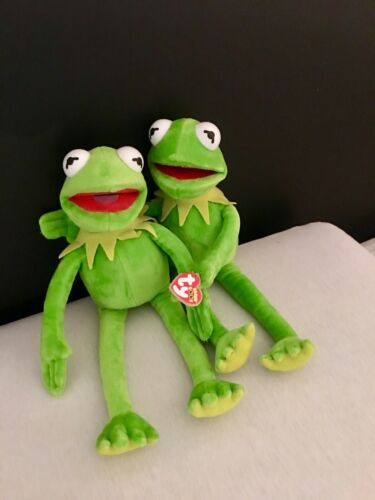 40cm Kermit The Frog Sesame Street Muppet ONE ITEM Full Body Doll USA!