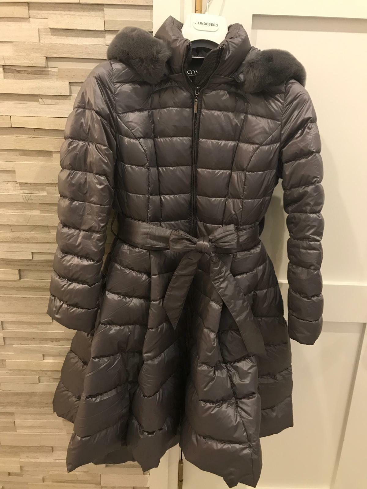 Women's Conso Wear Coat with bow