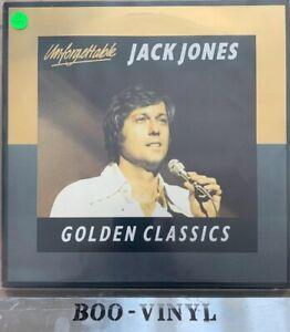 JACK-JONES-UNFORGETTABLE-UK-VINYL-LP-Record-MINT-CONDITION