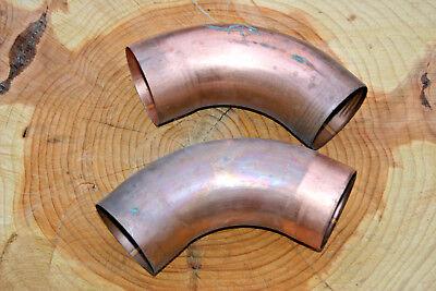 Fürs Dach 60° Fallrohrbogen Ablaufrohrbogen Moderate Kosten Kupfer Rohrbogen Fallrohr Durchmesser 86 Mm