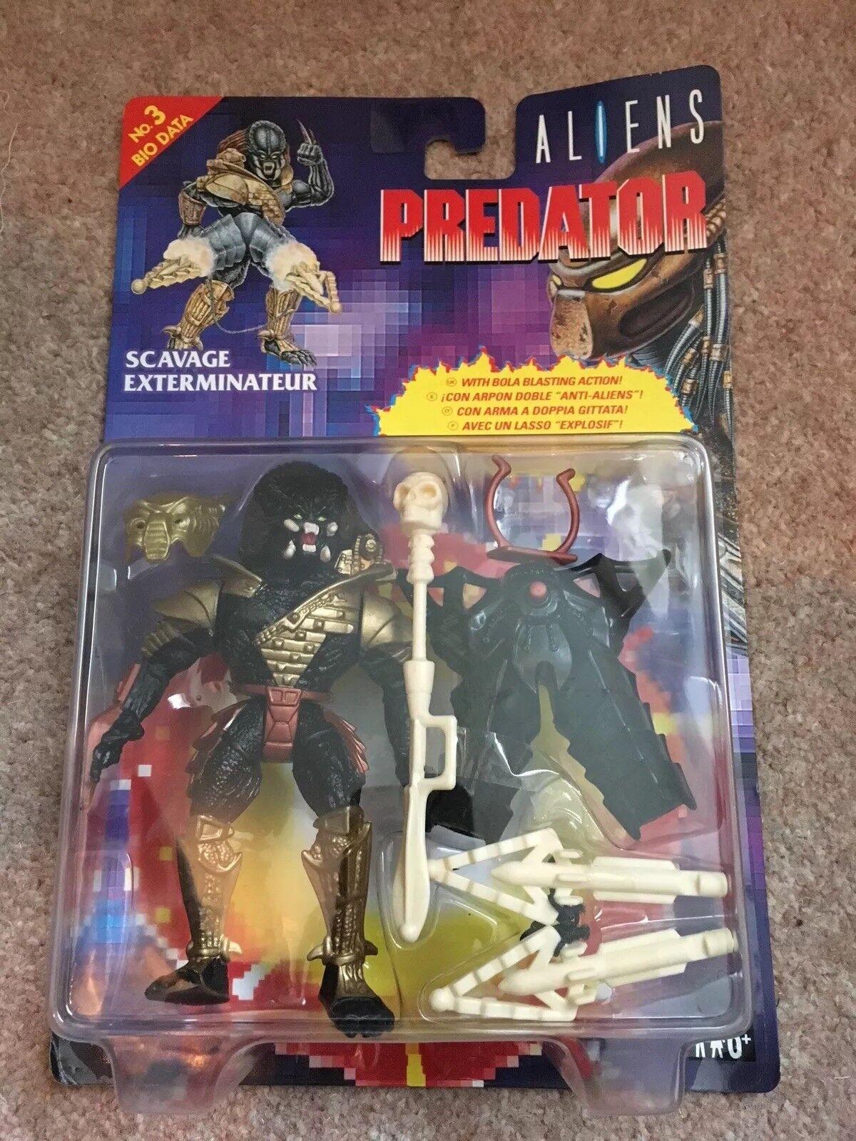 Aliens Protator Scavage Exterminateur 1994 MOC