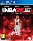 NBA 2K16 (Sony PlayStation 4, 2015)