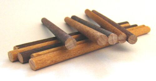Ladegut Baumstämme 10 Stück 5 x 99 mm Echtholz Buche gef. TT//H0 90 0002 31
