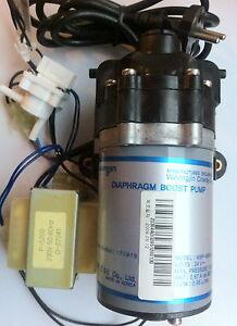 Osmose,aquariophilie Booster Customers First Adroit Kit De Rénovation Pompe Surpression Pour Coway Reverse Osmosis & Deionization