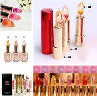 Magic Jelly Flower Lipstick Color Changing Long Lasting LipGloss Moisturizing