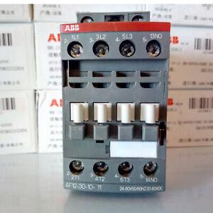 ABB AF12-30-10-11 24-60V50//60HZ 20-60VDC Contactor 1SBL157001R1110