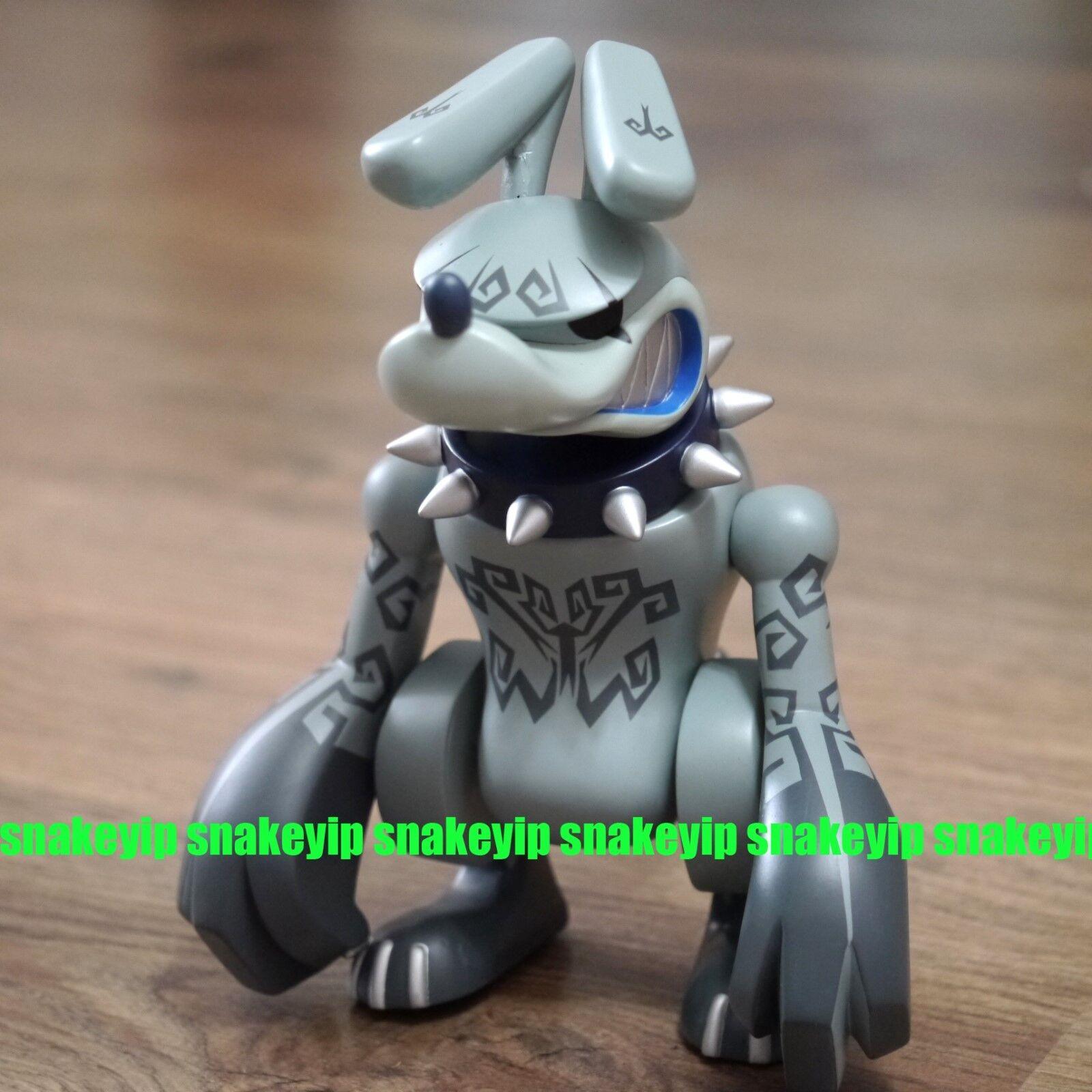 Toy2R TOUMA Toumart Hell Hound Hell Gate Guard LTD300 NOS + Kidrobot Bonus