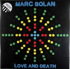 Marc Bolan - Love And Death (Limited Edition White Vinyl LP) New & Sealed