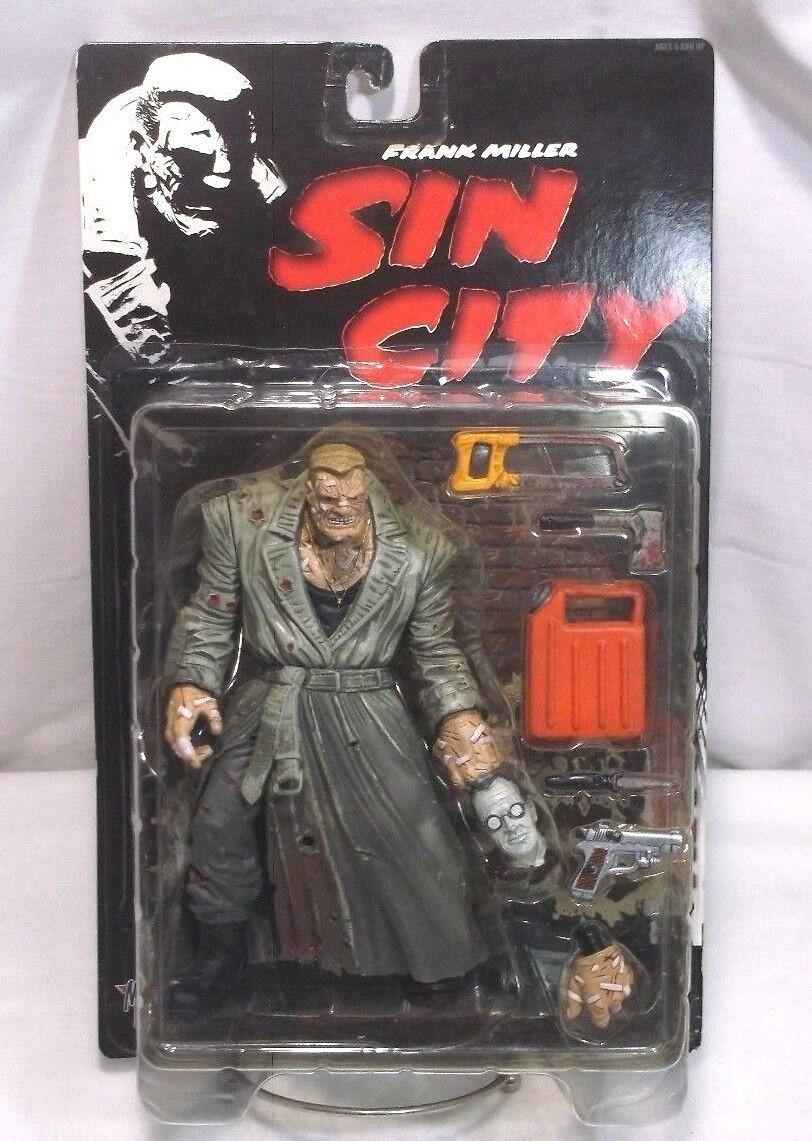 Mcfarlane Toys Frank Miller Sin City Marv Action Figure