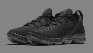 size 40 35042 bb5be Image is loading Nike-Lebron-James-XIV-14-Low-LBJ-Triple-