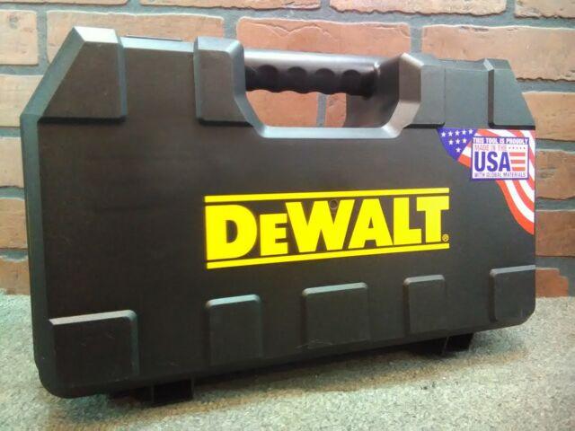 Dewalt N153976 Circular Saw Tool Hard Case N087498 656801-00 605103-00