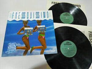 Fresssquisssimo-Fresquisimo-Bananarama-Wet-Wet-Wet-2-x-LP-Vinilo-12-034-G-VG