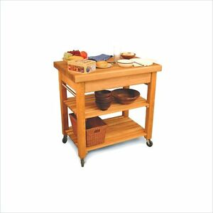 Catskill Craftsmen French Country Medium Butcher Block In