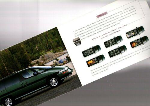1995 OLDSMOBILE Brochure//Catalog 98,CUTLASS SUPREME,88,LSS,,ACHIEVA,CIERA,wagon