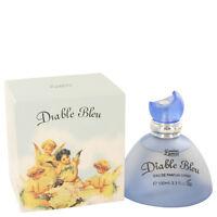 Creation Lamis Diable Bleu Perfume Women 3.3 Oz Eau De Parfum Spray