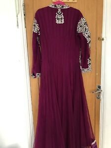 longue robe indienne Asiatique Asiatique longue indienne robe xg4qR6