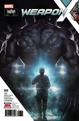 WEAPON X #2 STANDARD COVER