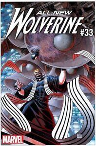 All New Wolverine # 33 Venom Variant Cover NM