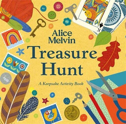 Treasure Hunt ' Melvin, Alice