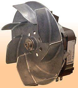 Heißluftherdventilator Ventilator Backofen Herd für Siemens 096825 EBM Papst #00