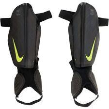 Nike Protegga Flex Shin Guard Black - Yellow Adult Size Small Brand New!
