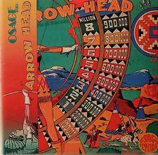 Osage Tribe-Arrow Head Italian prog psych mini lp cd