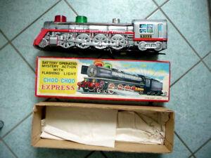 Sonstige Choo Express Battery Operated Mystery Action Mit Originaler Schachtel Modestil Choo