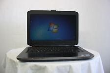 """Laptop Dell E5430 14.1"""" FHD i3 2.5GHz 4GB 250GB Windows 7 NEW BATTERY GRADE A-"""